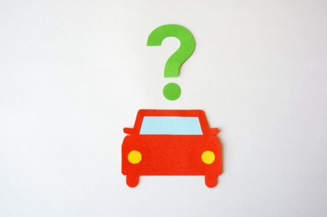 車に塗装が必要なのはどんなとき?